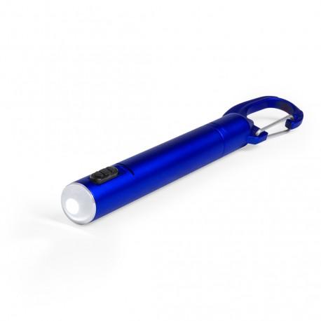Bolígrafo Linterna Krujer Azul