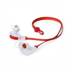 Auriculares Seida Rojo