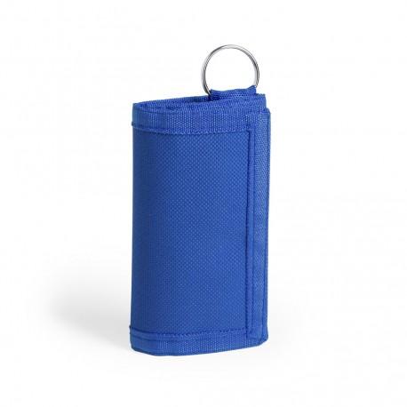 Llavero Monedero Motok Azul