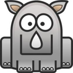Peluche Alison Azul