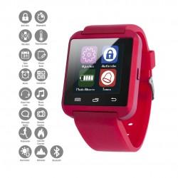 Reloj Inteligente Daril Rojo