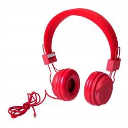 Auriculares Neymen Rojo