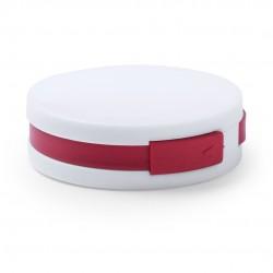 Puerto USB Niyel Rojo