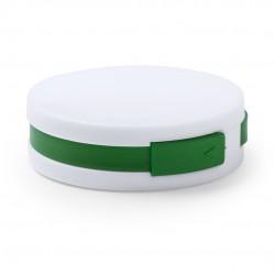 Puerto USB Niyel Verde
