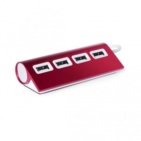 Puerto USB Weeper Rojo