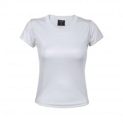 Camiseta Mujer Tecnic Rox Blanco