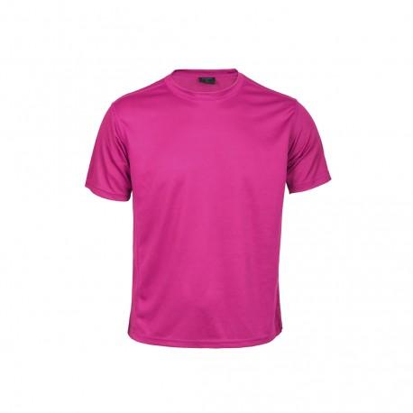 Camiseta Niño Tecnic Rox Fucsia