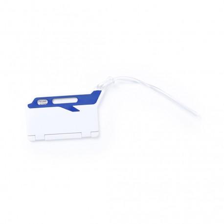 Identificador Maletas Mufix Azul