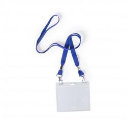 Identificador Lanyard Cail Azul