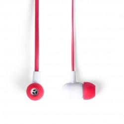 Auriculares Stepek Rojo