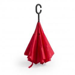 Paraguas Reversible Hamfrey Rojo