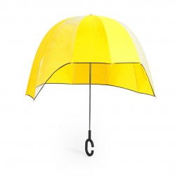 Paraguas Babylon Amarillo