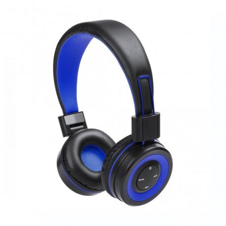 Auriculares Tresor Azul