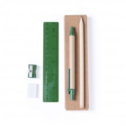 Set Gabon Verde