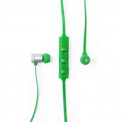 Auriculares Voltar Verde