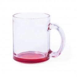 Taza Bitrok Rojo