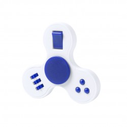 Fidget Spinner Fredd Azul