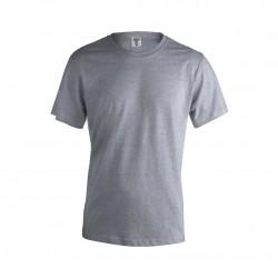 Camiseta Adulto Color Keya Mc150 Gris