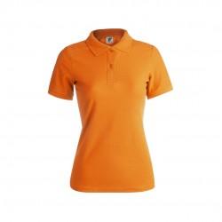 Polo Mujer Color Keya Wps180 Naranja