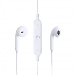 Auriculares Sopral Blanco