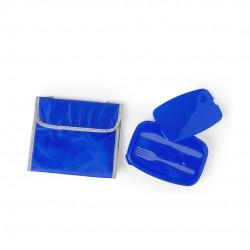 Nevera Parlik Azul