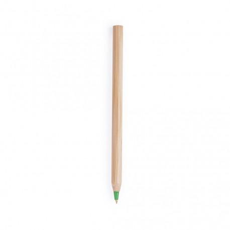Bolígrafo Unkox Verde
