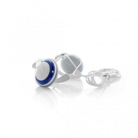 Auriculares Dino Azul