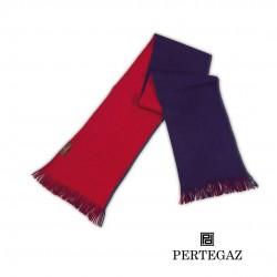 Bufanda Reversible Coty Rojo