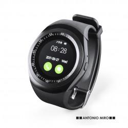 Reloj Inteligente Kirnon Negro