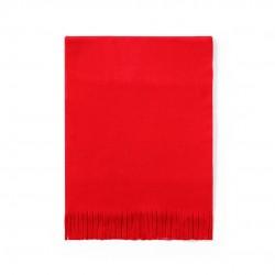 Bufanda Polar Rojo