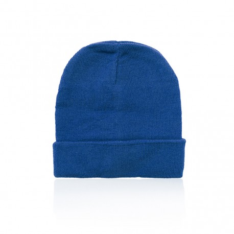 Gorro Lana Azul