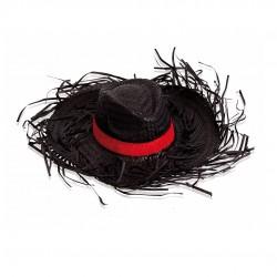 Sombrero Filagarchado Negro