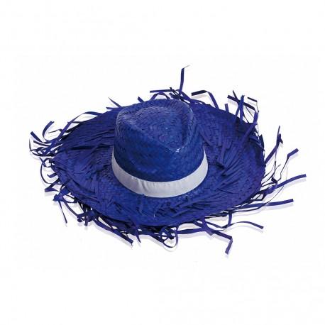 Sombrero Filagarchado Azul