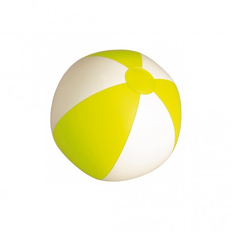 Balón Portobello Blanco/Amarillo