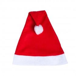 Gorro Papa Noel Rojo