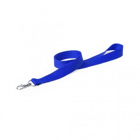 Lanyard Neck Azul