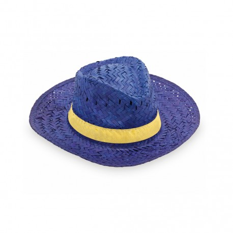 Sombrero Splash Azul Royal