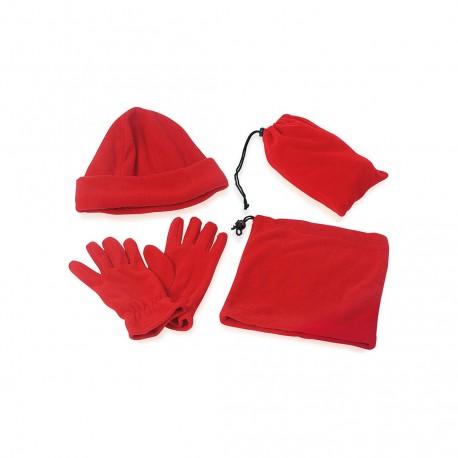 Set Pirena Rojo