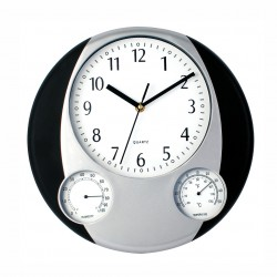 Reloj Prego Negro