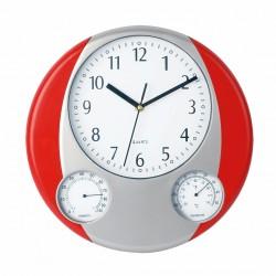Reloj Prego Rojo