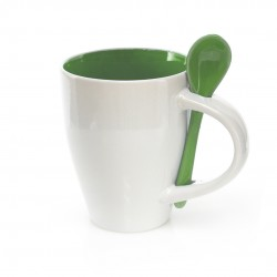 Taza Cotes Verde