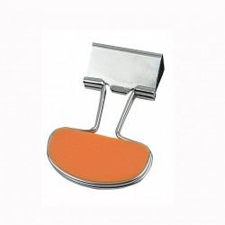 Clip Doc Naranja
