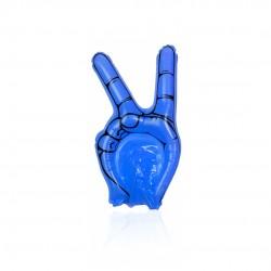 Mano Animación Hogan Azul