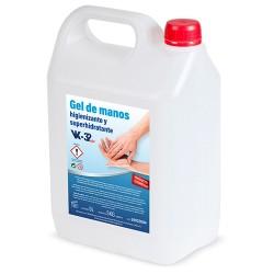 Gel de Manos Higienizante Hidroalcolico