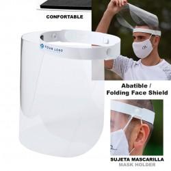 Pantalla facial derol