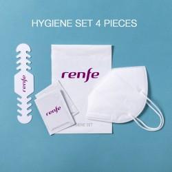 Set Higienizante Hotax