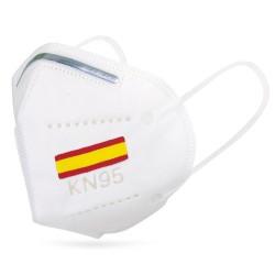 Mascariña bandera España