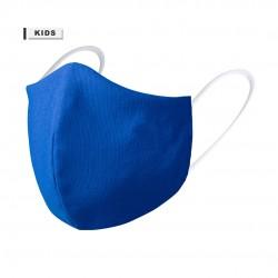 Mascarilla Higiénica Niño Reutilizable Galant Azul