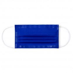 Mascarilla Higiénica Reutilizable Lergax Azul