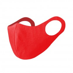 Mascarilla Higiénica Reutilizable Vurin Rojo